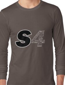 Castle S4 Long Sleeve T-Shirt