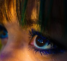 The Eyes of Denise V by Roschetzky
