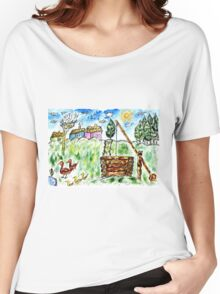 Rural Landscape 2 Women's Relaxed Fit T-Shirt