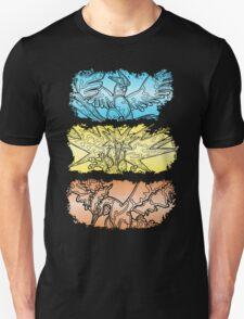 Legendary Trio Unisex T-Shirt
