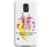 Whouffle Doctor Who Samsung Galaxy Case/Skin