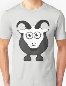 Grover The Goat in Grey T-Shirt