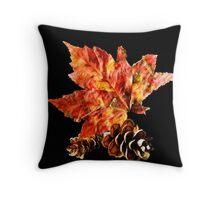 Autumnal II Throw Pillow