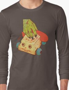 Thee Oh Sees Castlemania Long Sleeve T-Shirt