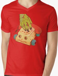 Thee Oh Sees Castlemania Mens V-Neck T-Shirt