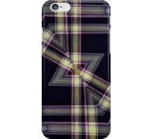 Modern Abstract Geometric  iPhone Case/Skin