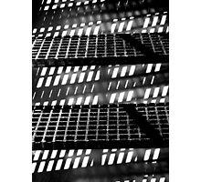 Texas deck #2 Photographic Print