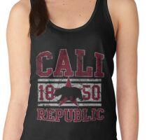 Vintage 1850 Cali Republic  Women's Tank Top