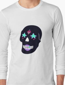 candy skull 2 Long Sleeve T-Shirt