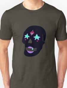 candy skull 2 Unisex T-Shirt