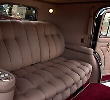 1941 Lincoln Continental City Limousine owned by Henry Ford by TeeMack