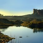 Bamburgh Castle by Bootkneck