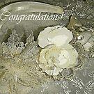 Congratulations Wedding card by sarnia2