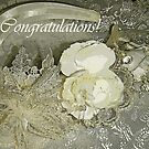 Congratulations Wedding card by sarnia2