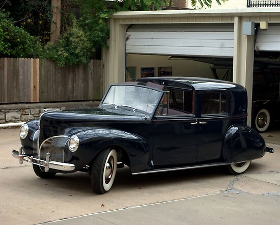 1941 Lincoln Continental City Limousine by TeeMack