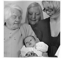 4 Generations Poster