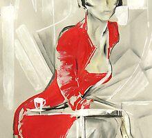 Café de Paris by Nady Gepp
