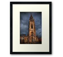 Church of Our Lady and Saint Nicholas, Liverpool  Framed Print