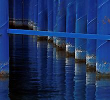 Blue by Sandra Guzman