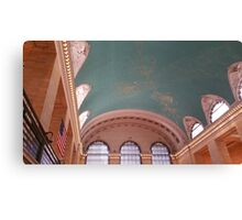 Grand Central Constellations Canvas Print