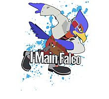 I Main Falco - Super Smash Bros. Photographic Print