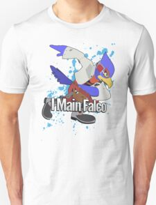 I Main Falco - Super Smash Bros. T-Shirt
