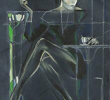 Café Art Deco by Nady Gepp