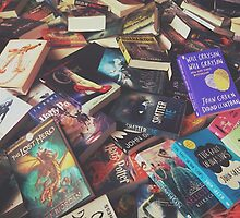 Book Pool by tessa-96