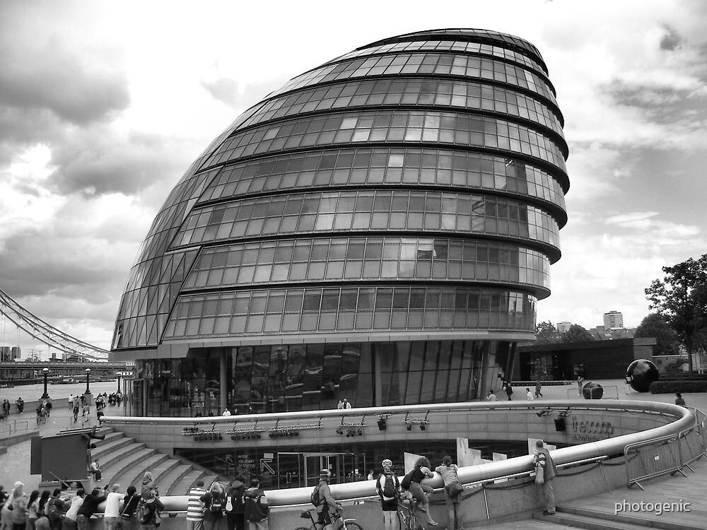 mayor's office, london by photogenic