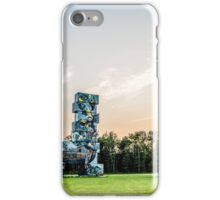 Container-Park iPhone Case/Skin