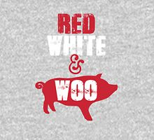 Arkansas Razorbacks Red, White & Woo Tank Top