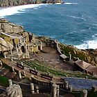 Minack Theatre, Cornwall by Mark Wilson