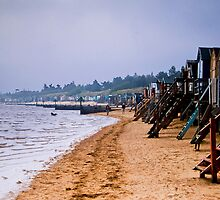 Wells-next-the-Sea Norfolk by Geoff Spivey