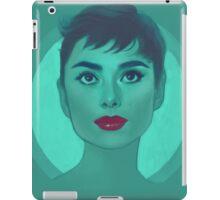 Audrey iPad Case/Skin