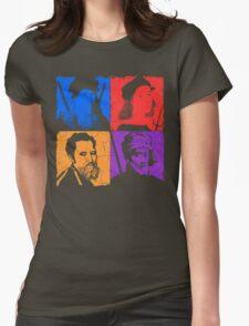 Renaissance Ninjas Womens Fitted T-Shirt