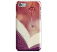 The Soul of a Reader iPhone Case/Skin