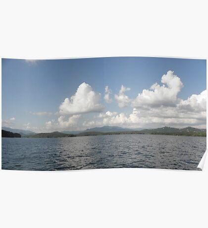 Lake Chatuge Poster
