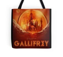Travel To...  Gallifrey! Tote Bag