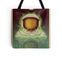 Travel To...  Lake Silencio Tote Bag
