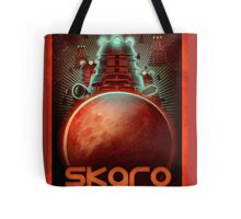 Travel To... Skaro! Tote Bag