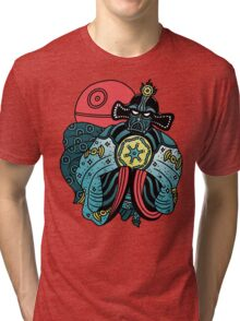 BIG TROUBLE IN LITTLE EMPIRE Tri-blend T-Shirt