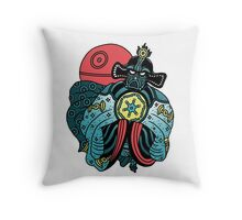BIG TROUBLE IN LITTLE EMPIRE Throw Pillow