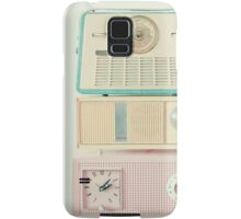 Radio Stations Samsung Galaxy Case/Skin