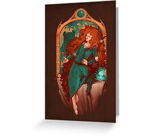 Chase the Wind Greeting Card