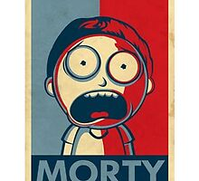 Morty by boostedartwork