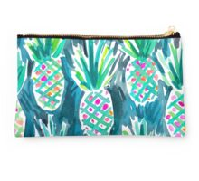 Wild Pineapples Studio Pouch