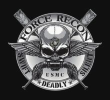 USMC Force Recon by Walter Colvin