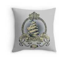 Prestige Worldwide Throw Pillow