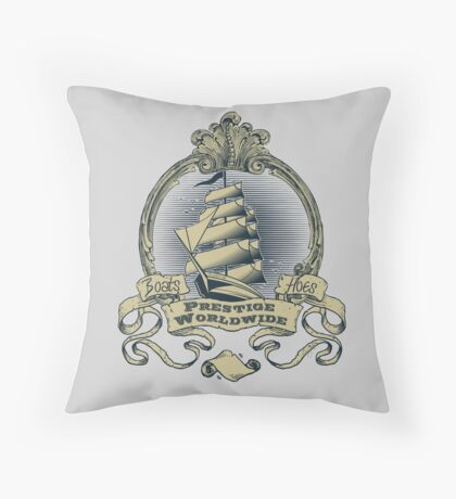 Prestige Worldwide Throw Pillow