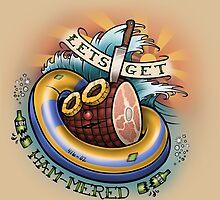 Let's Get Hammered! by MeganLara
